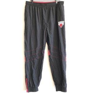 Chicago Bulls vintage 90s Mitchell & Ness pants L